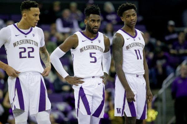 Huskies Get The Sweep With 77-70 Win Over The Buffaloes