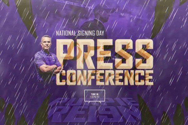 Chris Petersen Press Conference Video – National Signing Day