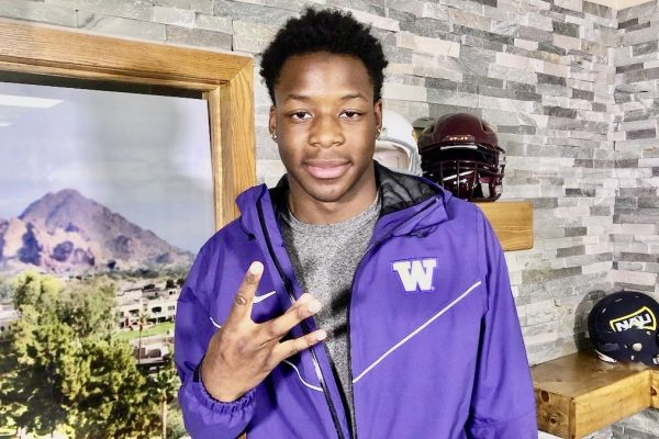 Four-Star Defensive Back Jacobe Covington Decommits From Washington