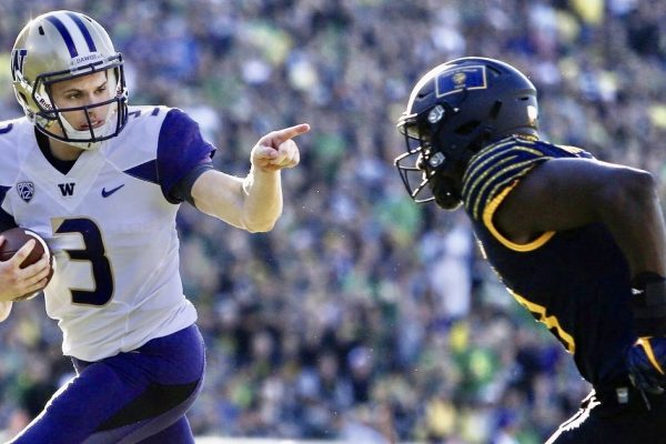 Washington vs. Oregon Podcast Preview