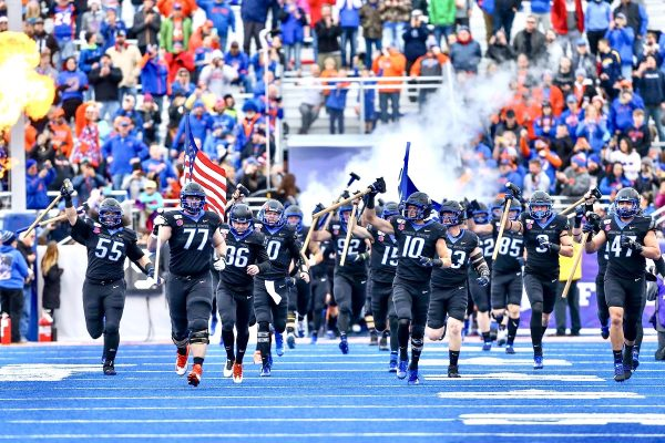 The Boise State Broncos – An Early Look