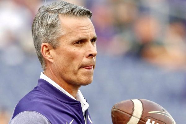 BREAKING NEWS: Chris Petersen To Step Down, Jimmy Lake Named New Huskies' Head Coach