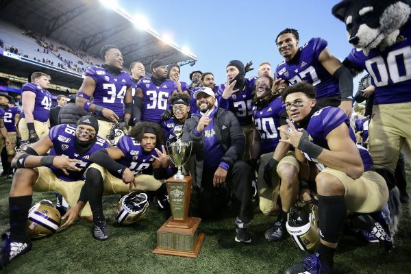 Washington Huskies 2020 Football Schedule Announced