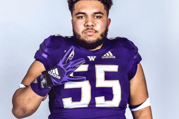 Offensive Lineman Logan Bruce Will Walk-On At Washington
