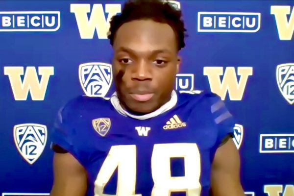 Washington vs. Stanford Postgame Webinar Interviews